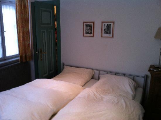 Altstadt-Gastehaus Drewes Wale: Zimmer im EG, Doppelbett