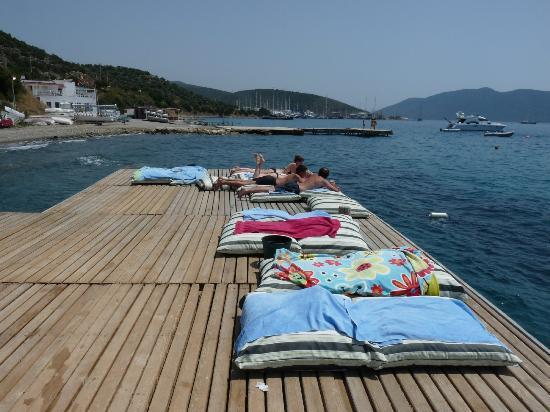 Forever Club: Pier bij Strandje