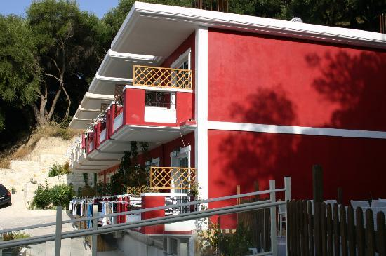 Agnanti Parga Resort