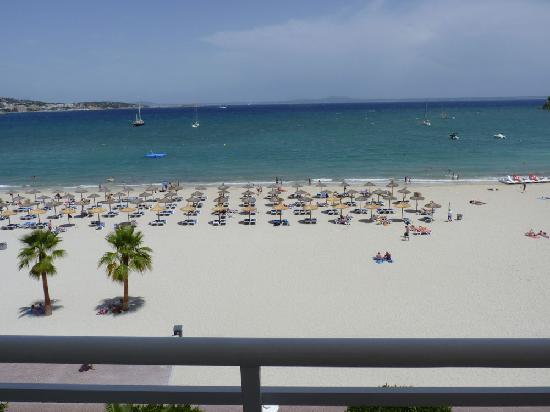 Hotel Son Matias Beach: Hotel Son Mathias - Daytime Balcony View