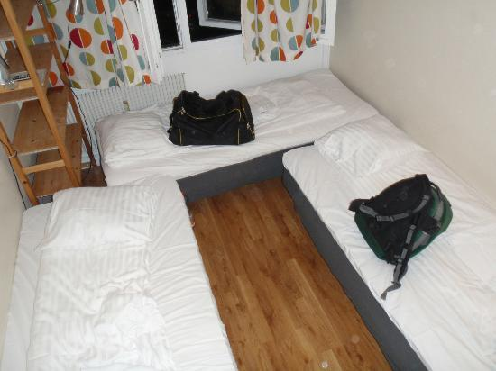 Hotel CopenHagen: Quietschkommoden