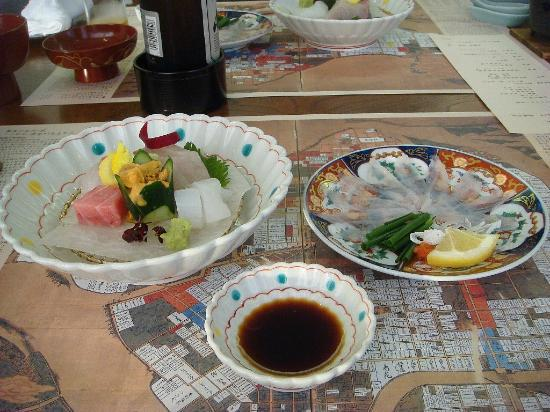 Ganjima Besso: Dinner