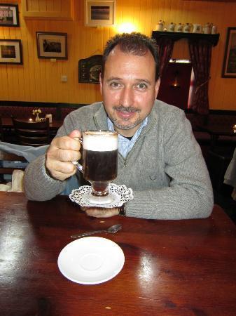 The Corner Stone : Ottimo Irish Coffee
