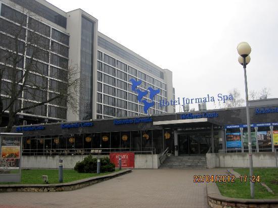 โรงแรมเจอร์มาล่าสปา: Hotel Jurmala Spa