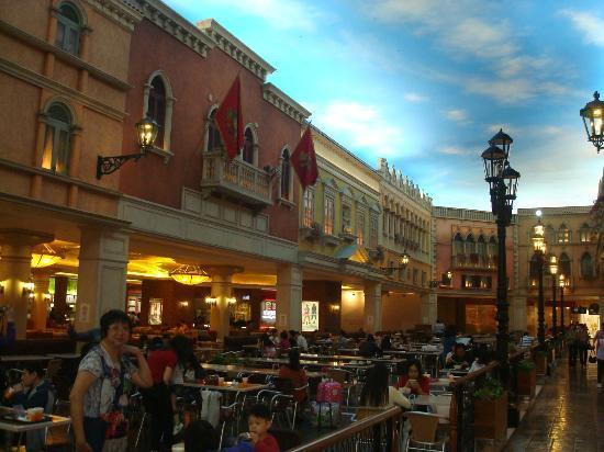 Venetian Macau Food Court Prices