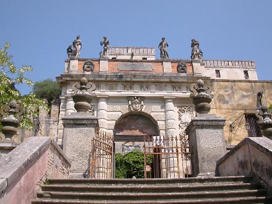 Battaglia Terme, Italy: Ingresso del Castello