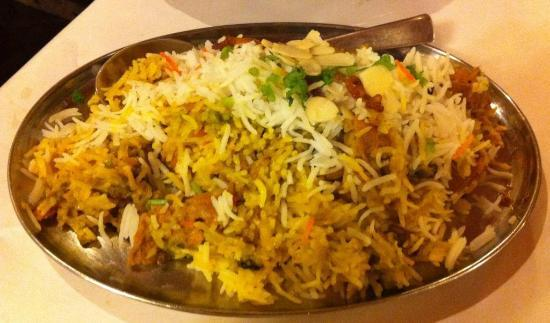 Chicken biryani picture of gaylord indian restaurant for African cuisine near me