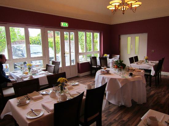 Rosquil House: Sala colazione