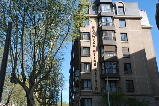 Warwick Reine Astrid - Lyon: L'albergo da Buolevard de Belges