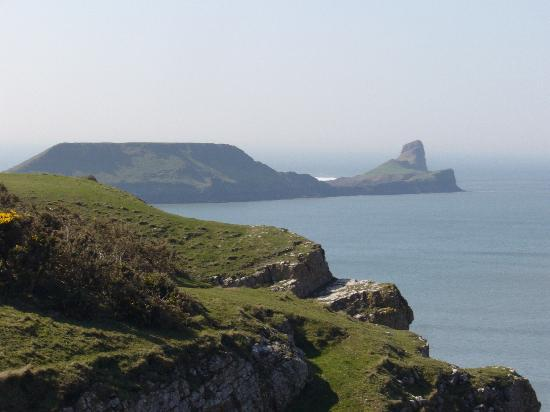Rhossili Bay: The Worms Head