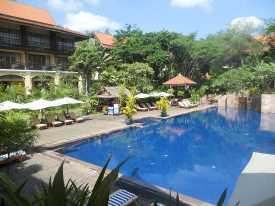 Victoria Angkor Resort & Spa: The Hotel Pool