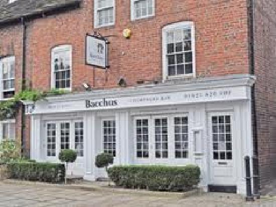 Bacchus Restaurant Prestbury