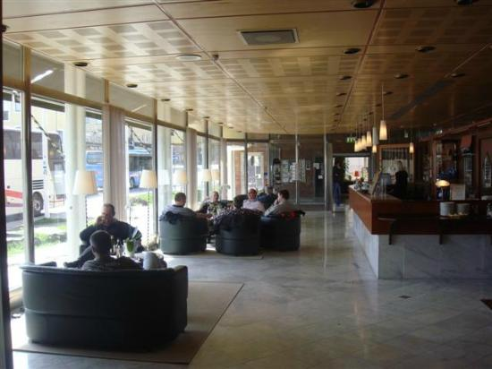 Hotell Alfred Nobel : Nice lobby