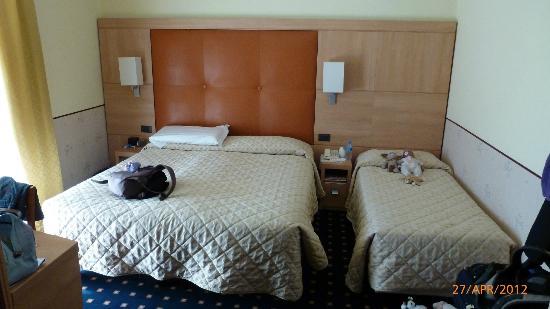 Hotel Gardenia & Villa Charme: Superiozimmer (mit Zusatzbett Kind)