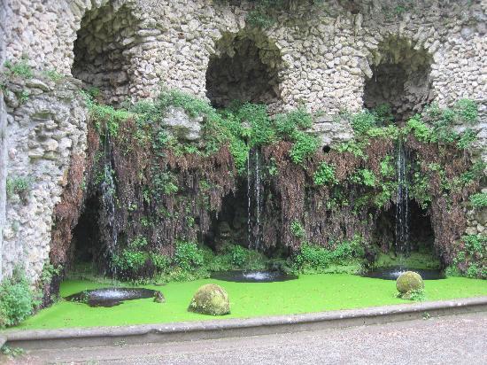 Villa Lante: fontana