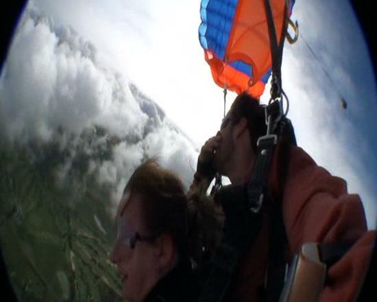 Skydive Yarra Valley: Awesome views