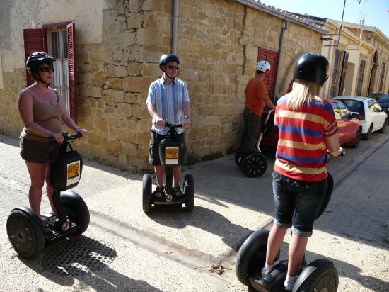 Segway Station Tour Experience: Viewing all of the historical points of interest in a much more interesting and fun way!