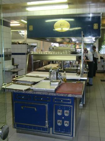 Auberge du Cheval Blanc : Cuisine