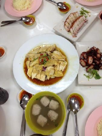 Ipoh Chicken Rice