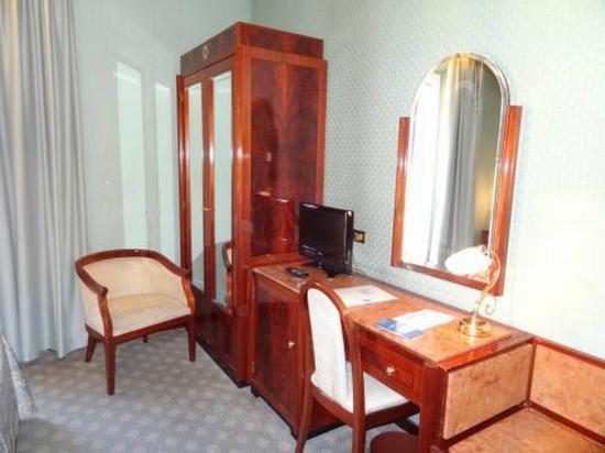 CityLine Hotel Liberty: arredamento camera