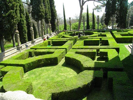 Giardino all 39 italiana foto di palazzo farnese caprarola - Giardino all italiana ...