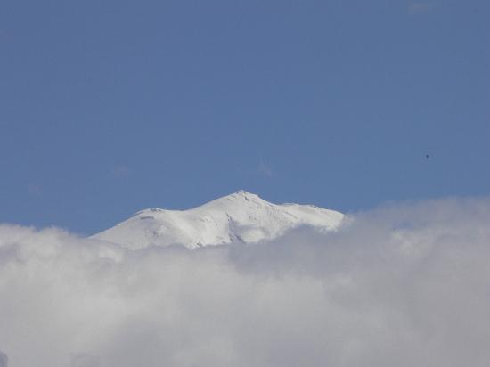 Dogubeyazit, تركيا: sopra le nubi