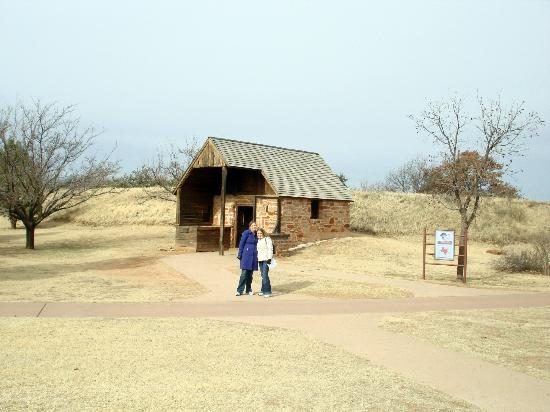 National Ranching Heritage Center : Plains Homes