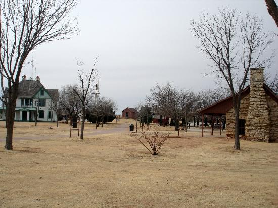 National Ranching Heritage Center : Ranching Heritage Center