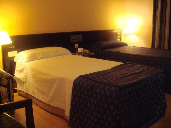 Hotel Atlantis: ベッドルーム
