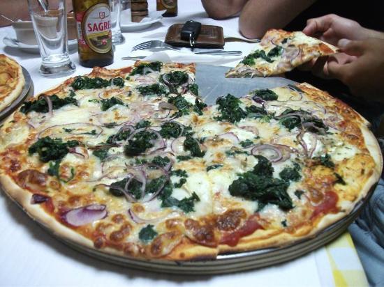 Pizzaria Baleal: Pizza
