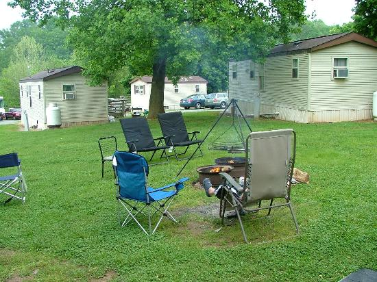 Circle M RV & Camping Resort: Campground