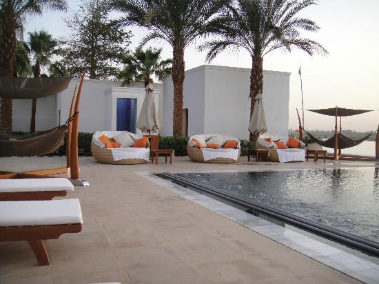 Hilton Luxor Resort & Spa: Spa pool area