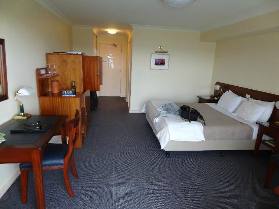 Tidal Waters Resort: large room