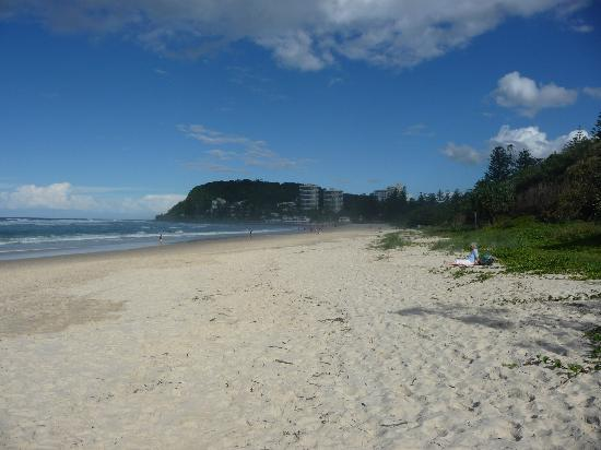 Burleigh Heads Beach : Beaut!