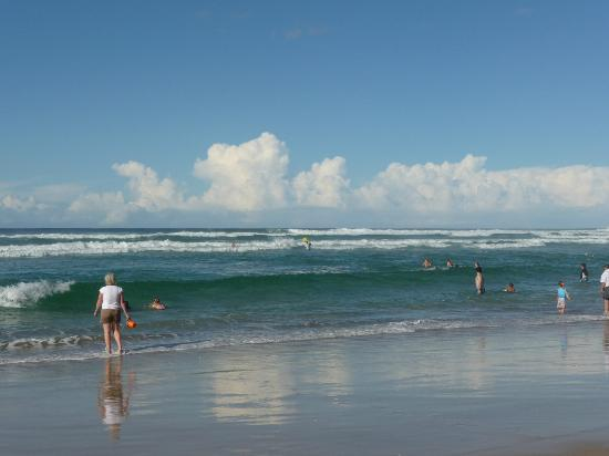 Burleigh Heads Beach : Beaut