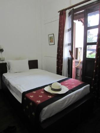 Lao Heritage Hotel: Bedroom