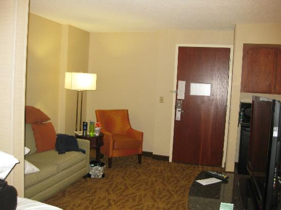 Kahler Inn and Suites: Living Space