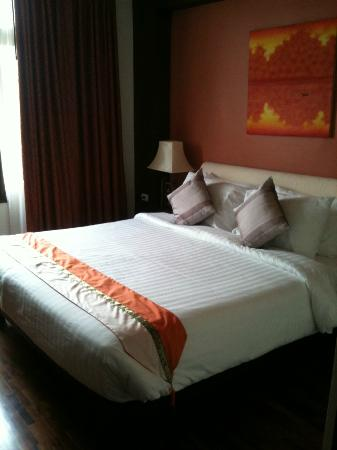 Salana Boutique Hotel: Room at Salana