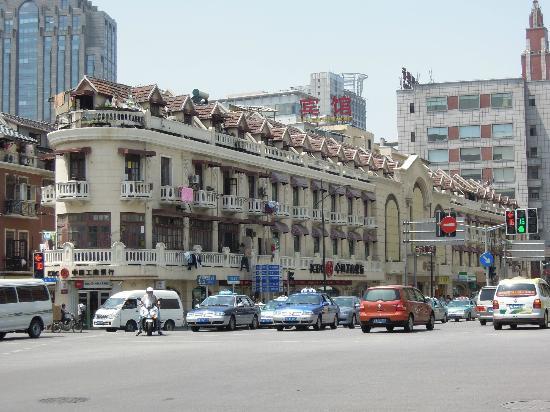 Manhattan Jinling Hotel: External view
