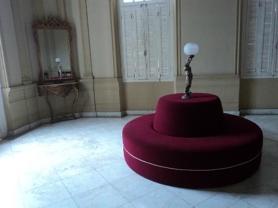 Theatro Carlos Gomes : Salão do teatro