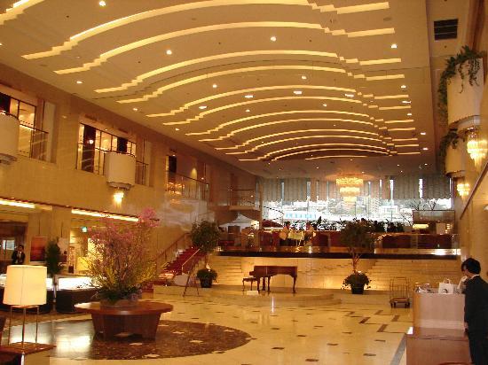 Hotel Granvia Hiroshima: Hotel lobby