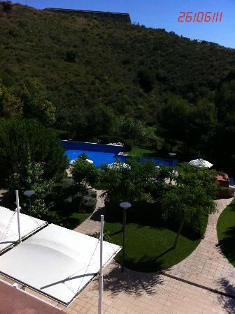 Abba Garden Hotel: Piscina