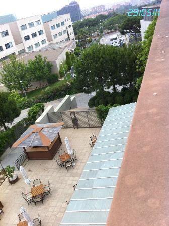 Abba Garden Hotel : Alrededores piscina