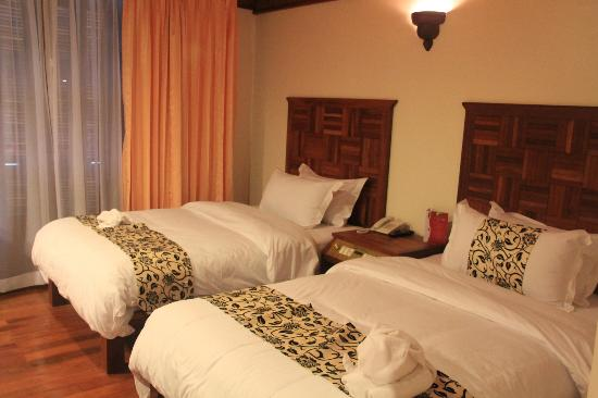 Sayana Hotel & Spa: Our room on the 5th floor
