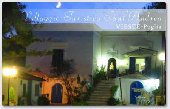 Villaggio Turistico Sant'Andrea: Homepage