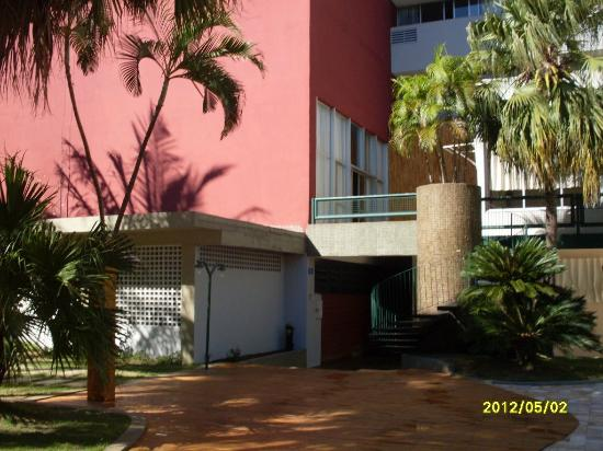 Hotel Lanville Athenee: desde la pileta