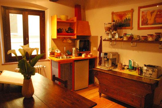 B&B Bonsignori: Common Area - Kitchen