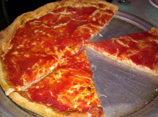 Terry's Restaurant : Terry's classic pizza