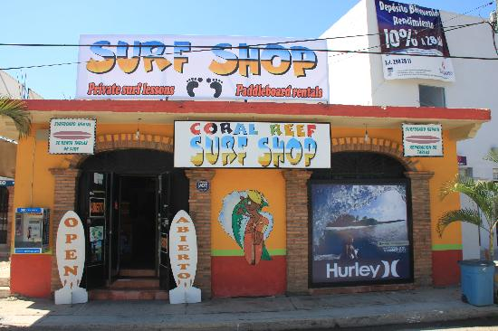 Coral Reef Surf Shop