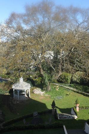 Haytor Hotel: Garden